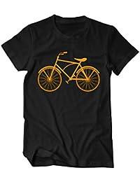 Retro Vintage Bike Fahrrad T-Shirt Herren