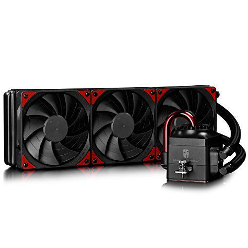 deepcool-captain-360ex-visible-liquid-cooling-water-cooler-liquid-cooler-red-led-light-360mm-radiato
