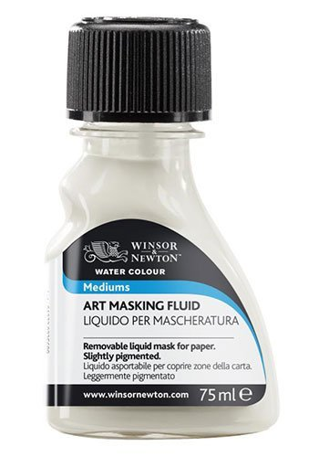 Winsor & Newton : Watercolour Medium : 75ml : Art Masking Fluid