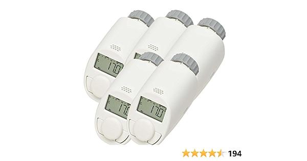 eqiva Bluetooth Smart Thermostat de radiateur 141771A1A