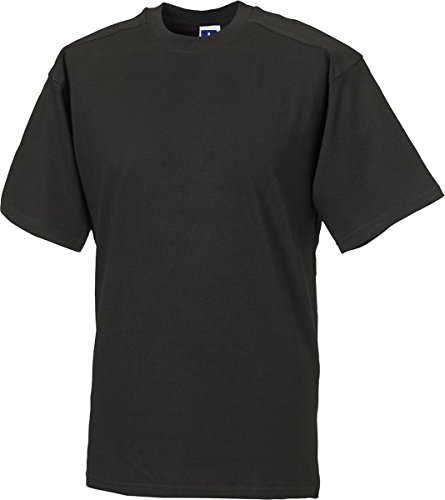 Russell Athletic -T-shirt  Uomo    Verde Verde bottiglia