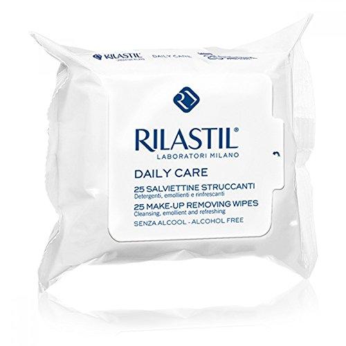 Rilastil daily care salviettine struccanti - 10 gr