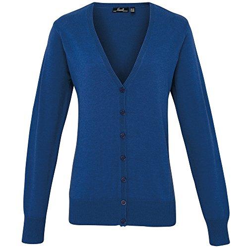 Premier - Gilet - Femme Bleu - Bleu marine