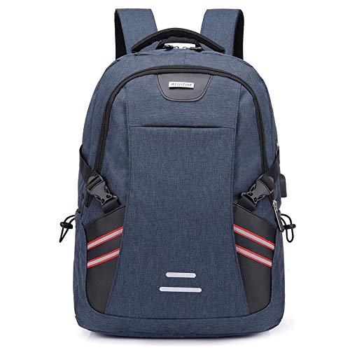 Reise Rucksack_Smart Rucksack Reise Freizeit Rucksack Computer Tasche Sicherheit Reflektierende Reise