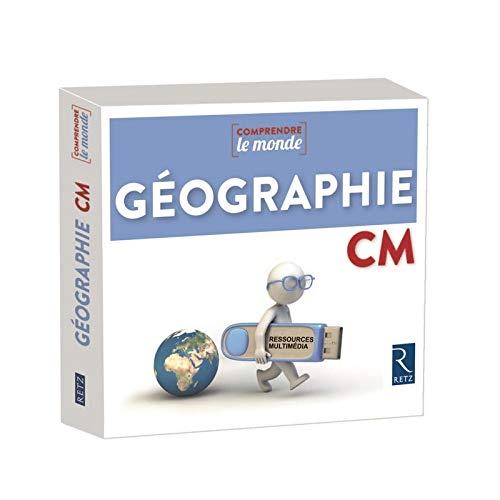 Clé USB - Géographie CM