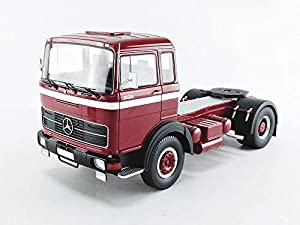 ROAD KINGS RK180021R - Coche en Miniatura, Color Rojo y Negro