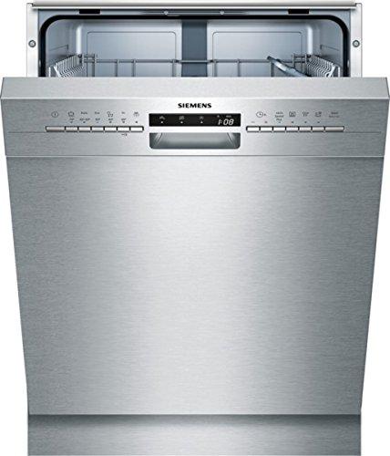 Siemens SN436S01GE Bajo encimera 12cubiertos A++ lavavajilla
