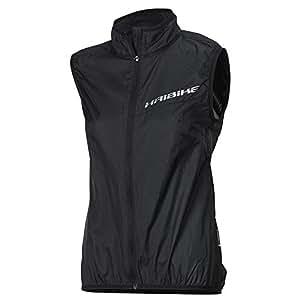 HAIBIKE VTT all mountain veste coupe-vent pour femme noir taille s env. 95 g