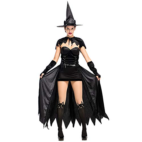 y Kostüm - Frauen 80s Fancy Kleider Halloween Oktoberfest Kleid Bavarian Rock Performance Party Outfit ()