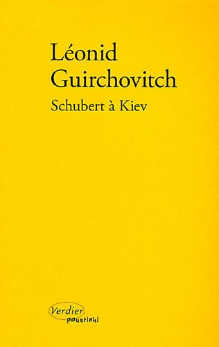 Schubert Kiev [Pdf/ePub] eBook