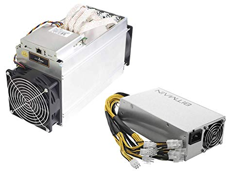 AntMiner Bitmain L3++ 580MH/S Scrypt LTC ASIC Litecoin Miner include APW3++  PSU