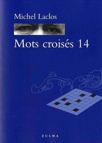 Mots croisés 14