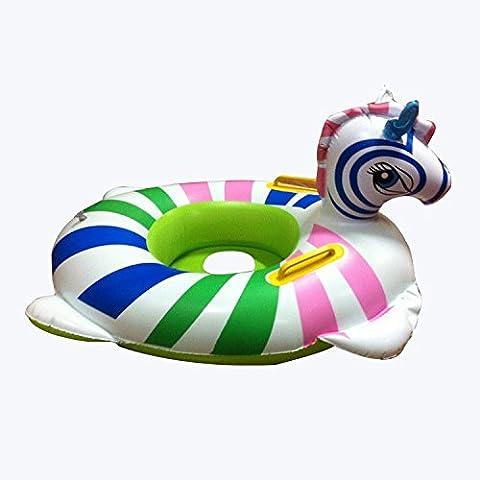 ZQQ Vueltas de piscina inflable del bebé asiento bebé llevan en barcos alrededor de la axilar , 3