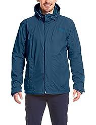 MAIER SPORTS Funktionsjacke Metor M aus 100% PES in 22 Größen, Packaway-Jacke/ Outdoor-Jacke/ Herren Jacke, wasserdicht und atmungsaktiv