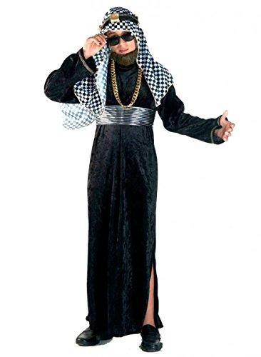 Araber Scheich Arabischer Prinz Kinder Fasching, Größe:152
