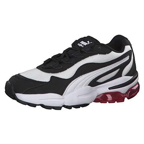 Puma Damen Sneaker Cell Stellar schwarz (15) 39 (Puma Cell Schuhe Für Frauen)
