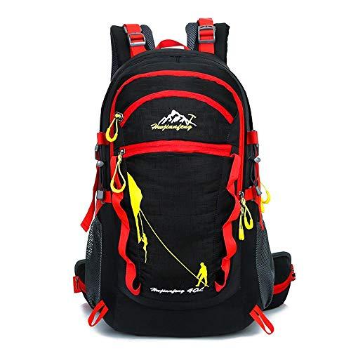 Zhongyi extra grande capacità outdoor trekking zaino professionale pic-nic campeggio alpinismo zaino
