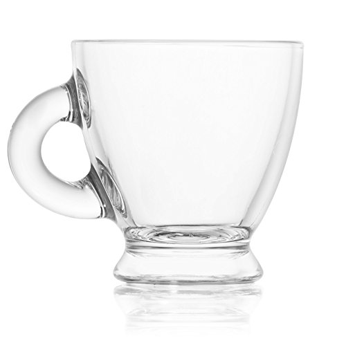 reception-1618630-roma-lot-de-6-tasses-a-expresso-verre-transparent-20-x-14-x-7-cm