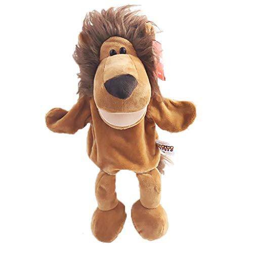 Non-brand Marioneta Mano Animales Zoológico Peluche