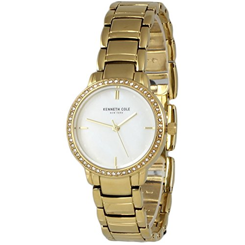 Kenneth Cole Women's 28mm Steel Bracelet & Case Quartz Analog Watch KC50047002