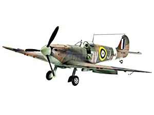 Revell - Maqueta Supermarine Spitfire Mk.IIa, escala 1:32 (03986)