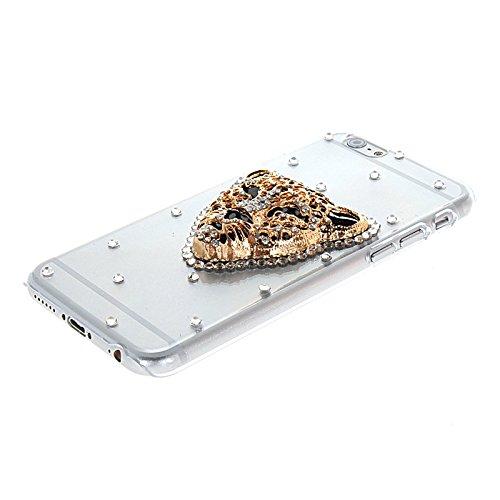 MOONCASE Bling Crystal Shell Diamond Cover Housse Coque Etui Case Pour Apple iPhone 6 Plus A14294