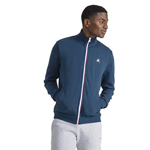 Le Coq Sportif Ess Fz Sweat N1 Sweatshirt de Sport pour Homme