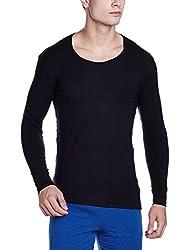 Jockey Mens Miyabi Thermal Vest (8901326151426_2603_X-Large_Black)