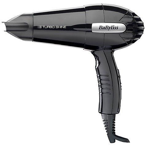 BaByliss Turbo Shine 5116U Haartrockner, hohe Qualität