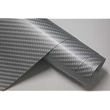 DiversityWrap–Vinilo 4D de fibra de carbono para coche, 49,98 x 151,79 cm