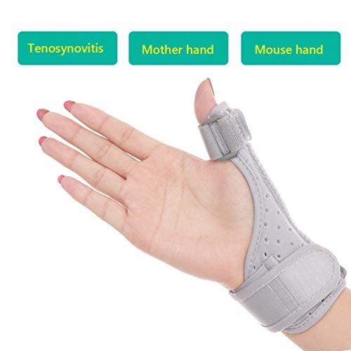 1pcs Finger Zahnspange, Finger, Daumen, Handgelenken, Verstauchungen, Basketball Wrist Sehnenscheiden, Wachen zu Hilfe mit Karpaltunnel Entlasten Treat Schmerz Anywhere Unisex