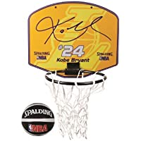 77-599z Mehrfarbig One Size Spalding Mini Basketballkorb Miniboard San Antonio Spurs