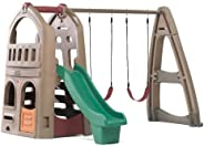 Step2 Naturally Playful Playhouse Climber & Swing Extension - 75