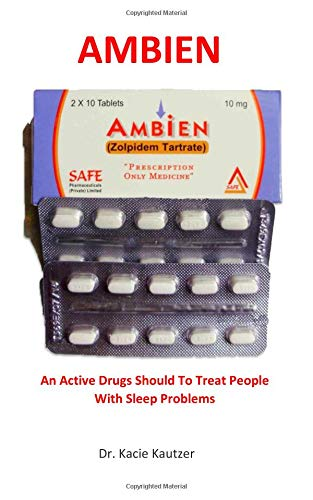 AMBl£N: An Active Drugs Should To Treat People With Sleep Problems