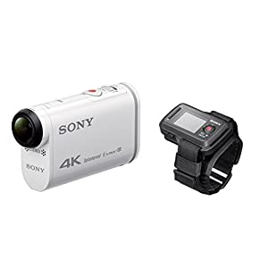 Sony FDR-X1000VR 4K Action Camera with Live-View Remote