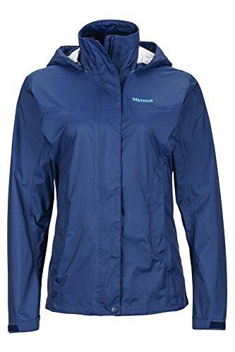 Marmot Damen Jacke Wm's Precip Jacket, Arctic Navy, L