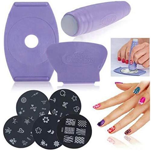 Manicure Nail Printer set DIY macchina Nail Art per le donne Ragazze