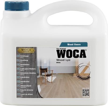 Galleria fotografica Woca - Sapone Per Legno Bianco