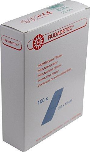100 Pflaster Noba Rudadetec Lebensmittelindustrie 2 x 12 cm lang