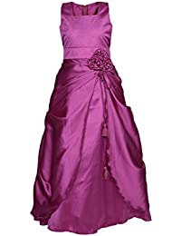 1f9ad9affb11 Satin Girls  Dresses  Buy Satin Girls  Dresses online at best prices ...