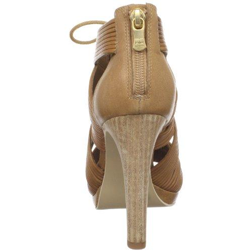 BCBG Max Azria Lainey Femmes Cuir Sandales Royal Tan