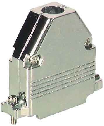 Price comparison product image EFB-Elektronik Full Metal Housing D-Sub 29431.1 °F.15 Pin D-SUB HOOD 4049759038571
