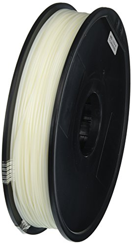Monoprice 115843ABS Plus + MP Select ABS Plus + Premium 3d Filament, 0.5kg 1,75mm, Naturel, 1.75mm de diamètre