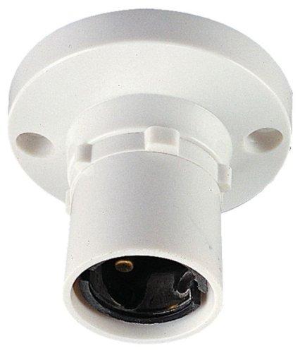 Blanc 60 W T1 Batten 3 Support de lampe Terminal - Altaï E301MB