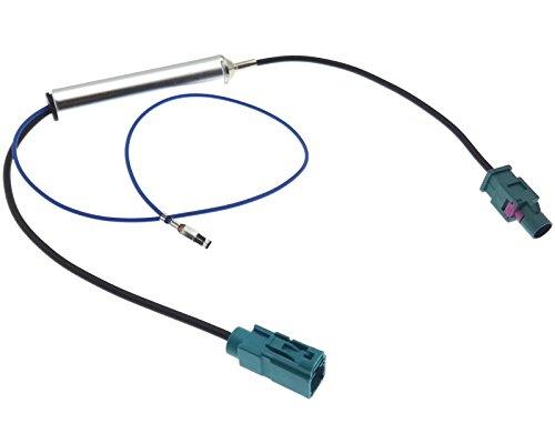 Antennenadapter FAKRA male female Phantomeinspeisung Antennenverstärker Antenne