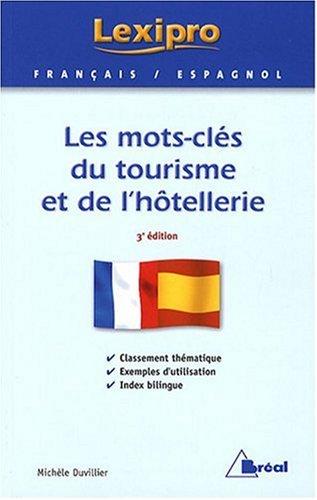 Les mots-clés du tourisme et de l'hôtellerie