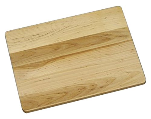 Vance 14 X 10 inch Reversible Hardwood Cutting Board, 8R1410W - Professional Knife Butcher