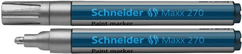 schneider-maxx-270-juguete-de-pintura-plata-azul-plata-medio-bullet-tip-vidrio-cuero-metal-papel-de-