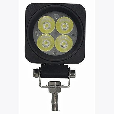 Kesierte LED12W off Road Scheinwerfer Auto SUV LKW-treibende Board 12V