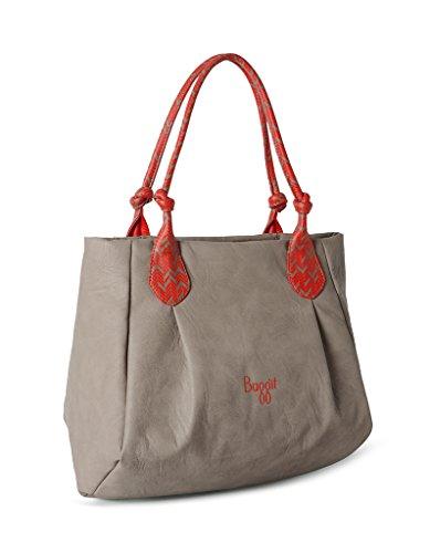 0f276d295226 Baggit Women s Tote Bag (Khaki)